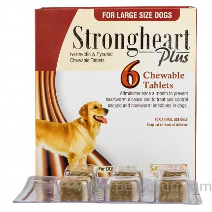 ストロングハートチュアブル大型犬用