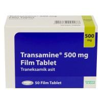トラネキサム酸錠500mg50錠(トランシーノ)