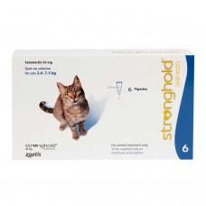 ストロングホールド猫用6本