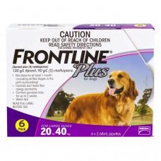 <アウトレット品・25%OFF ! >フロントラインプラス大型犬用6本
