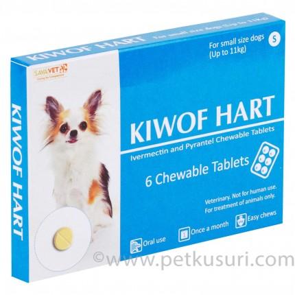 キウォフハート小型犬用