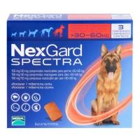 <アウトレット品・20%OFF ! >ネクスガードスペクトラ超大型犬用30~60kg未満