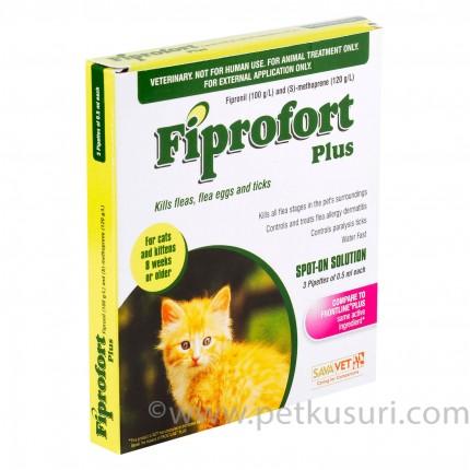 フィプロフォートプラス猫用6本