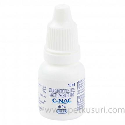 シーナック (白内障治療の目薬)