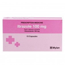イトラコナゾール100mg15カプセル