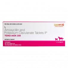 トキソモックス(TOXO-MOX)250mg10錠