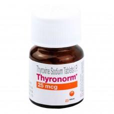 チロノーム(チロキシンナトリウム)25mcg120錠
