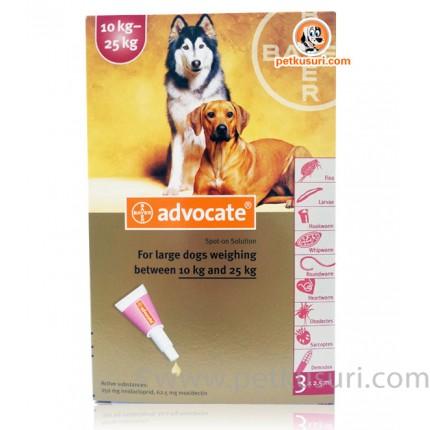 アドボケート中型犬用