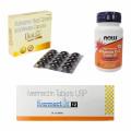 コロナ予防プロトコル(イベルメクチン12mg50錠/ ビタミンD/ マルチビタミン)