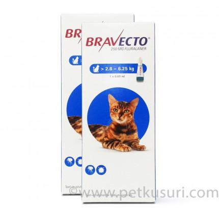 ブラベクトスポット猫用(2.8~6.25kg)2本