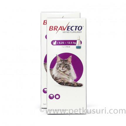 ブラベクトスポット猫用(6.25~12.5kg)2本