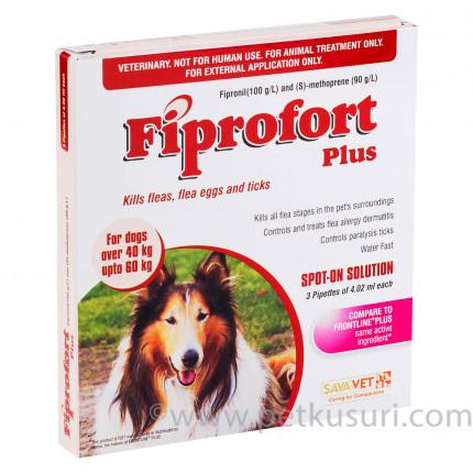フィプロフォートプラス超大型犬用6本