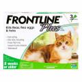 フロントラインプラス猫用3本