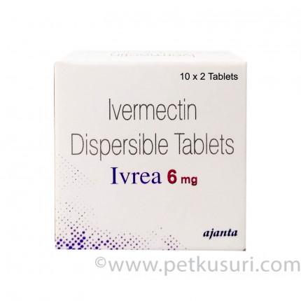 イベルメクチン6mg20錠(ストロメクトールジェネリック)