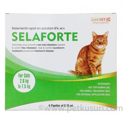 セラフォーテ猫用とキウォフプラス猫用
