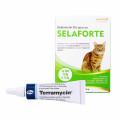 セラフォーテ猫用とテラマイシン