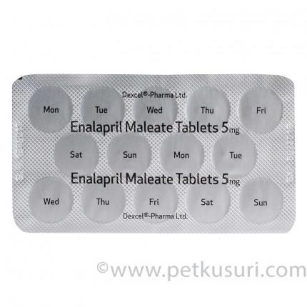 エナカルド錠ジェネリックエナラプリル5mg