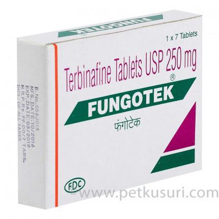 ファンゴテク250mg7錠