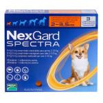 ネクスガードスペクトラ超小型犬用2~3.5kg未満