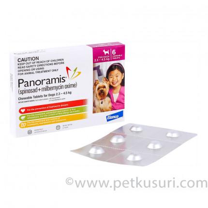 パノラミス超小型犬用