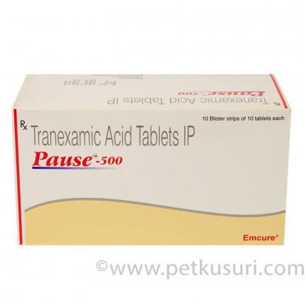 トランシーノジェネリック(トラネキサム酸500mg100錠)
