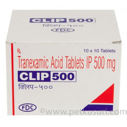 トラネキサム酸錠500mg100錠(トランシーノ)