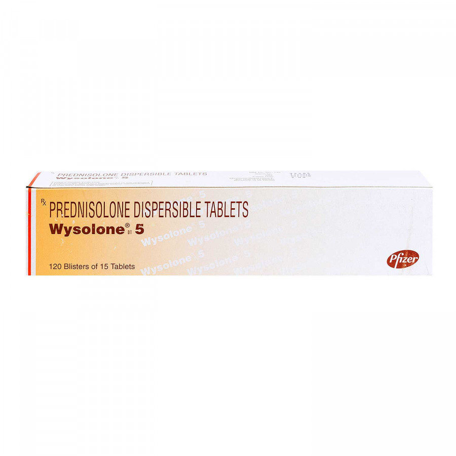 ワイゾロン(プレドニゾロン)5mg90錠