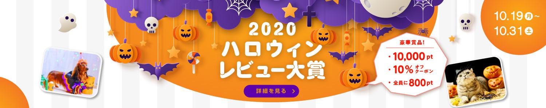 2020年ハロウィンレビュー大賞