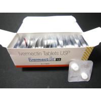 ストロメクトールジェネリック12mg50錠(イベルメクチン)