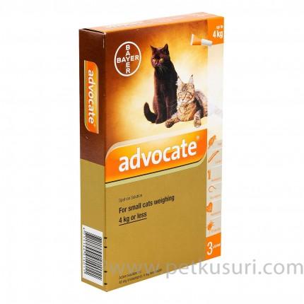 アドボケート子猫・猫4kg未満用