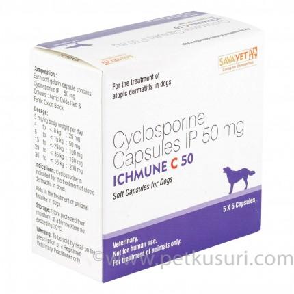 アイチュミューン 50mg(アトピー性皮膚炎の薬)