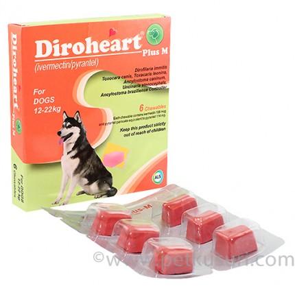 ダイロハートチュアブル中型犬用