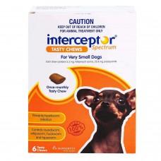 インターセプターチュアブル超小型犬用
