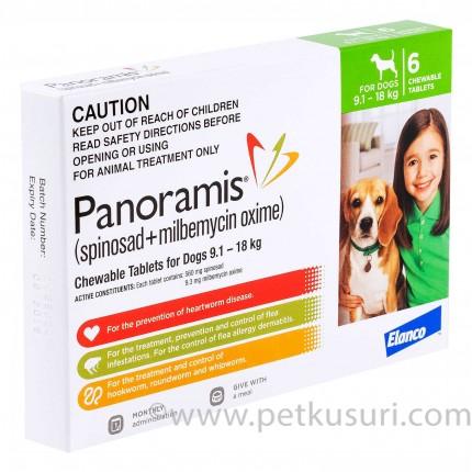 パノラミス中型犬用