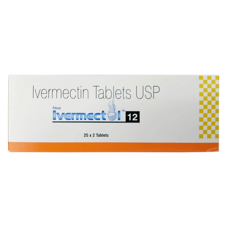 抗寄生虫薬・コロナ治療薬候補 ストロメクトールジェネリック12mg