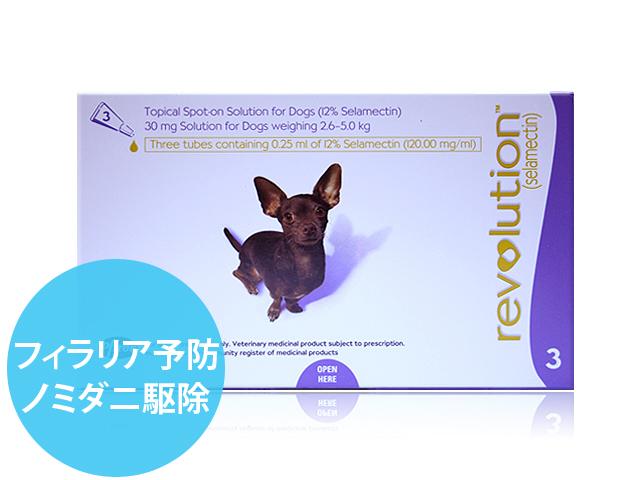 レボリューション超小型犬用